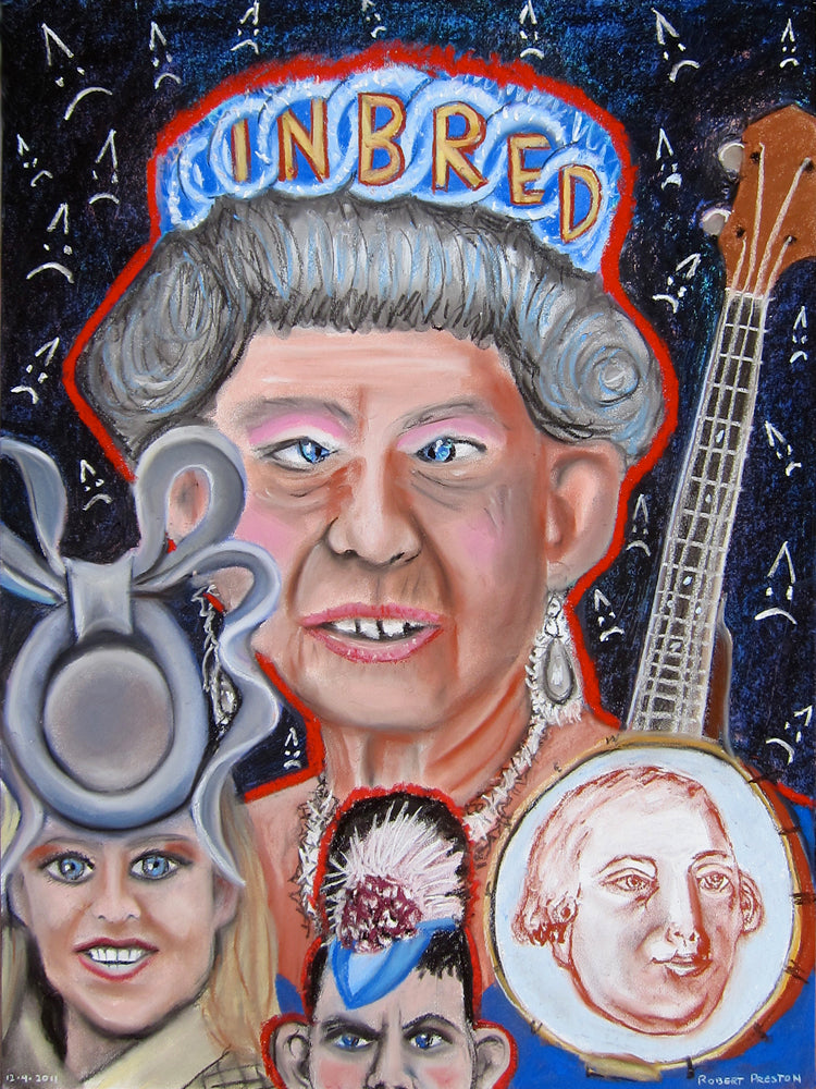God Save the Inbred Queen