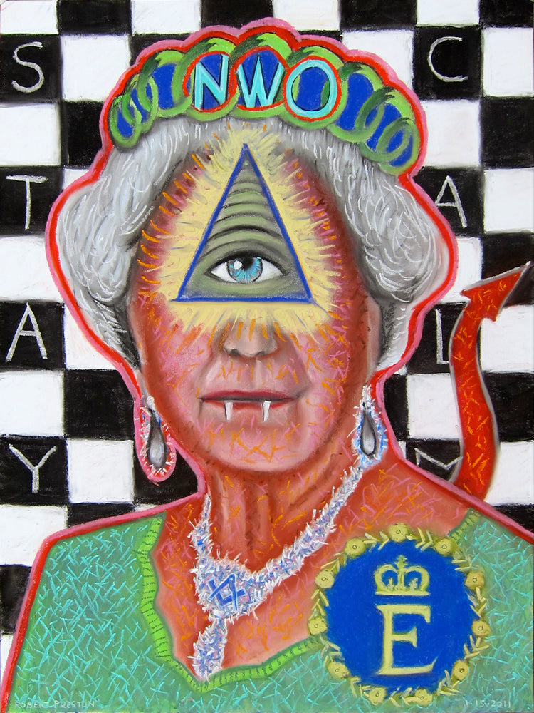 God Save the Queen of the New World Order