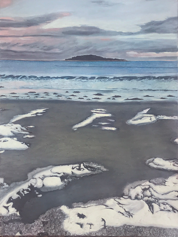 Winter View - Timber Island, Maine.....30 x 40