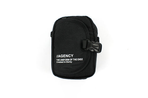 //AGENCY Utility Bag - 1NE.derby