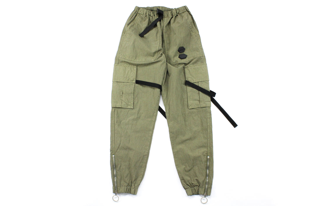 Off White Cargo Trousers - 1NE.derby