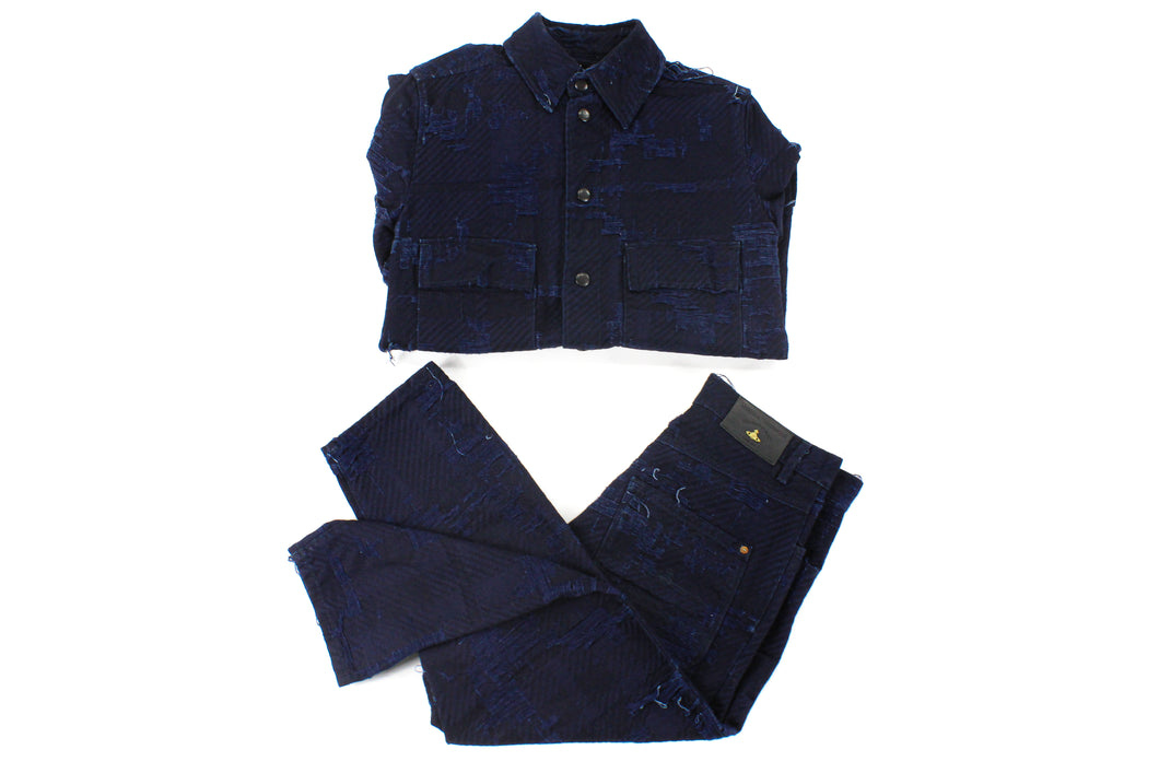 Vivienne Westwood Anglomania Denim Set [M] - 1NE.derby