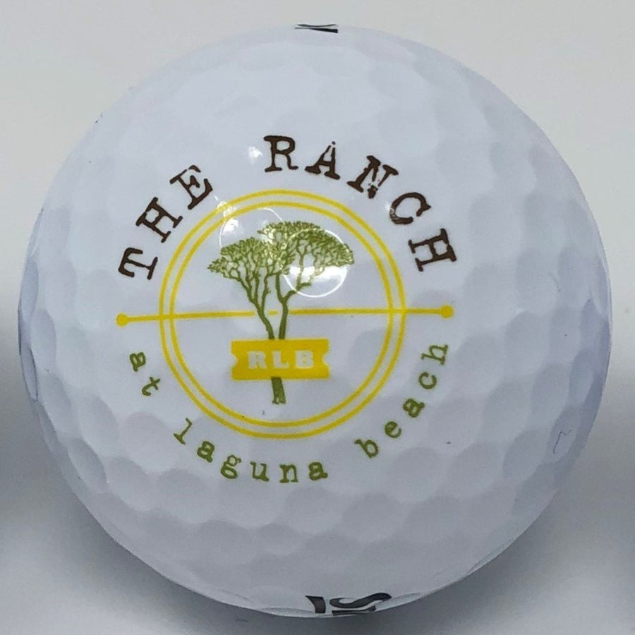 Ranch Logo Golf Balls