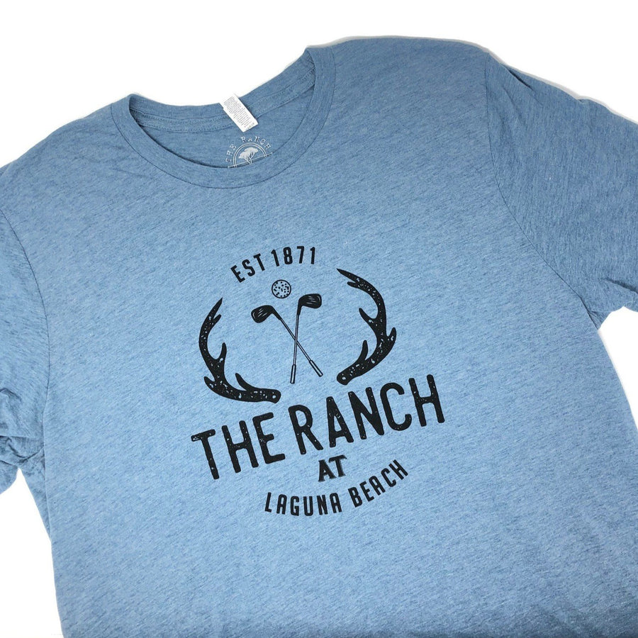 The Ranch at Laguna Beach 1871 Men's T-Shirt