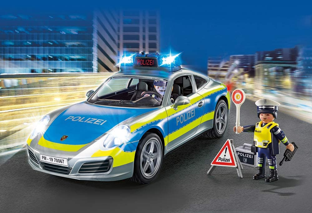 City Action - Porsche 911 Carrera 4S Polizei