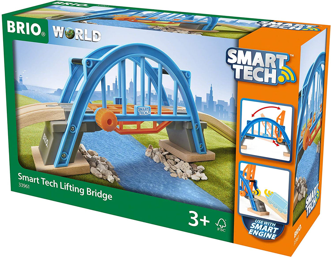 Smart Tech Hebebrücke
