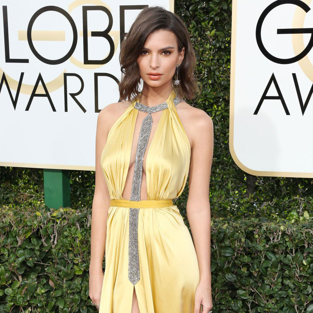 Golden Globes 10 Best Dressed Stars!