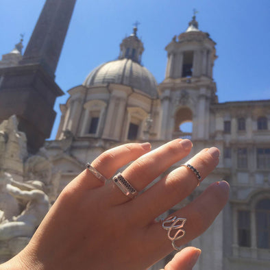 A Roman Holiday With HotCrown