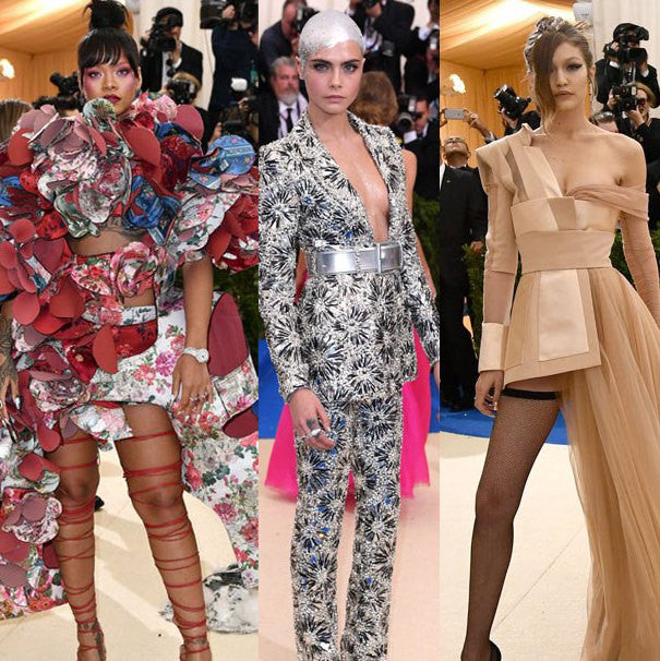 The 8 best looks from the 2017 MET Gala