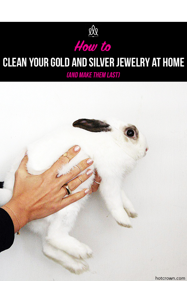 How To Clean Your Jewelry At Home – HOTCROWN