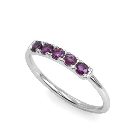 Candy Ring Amethyst