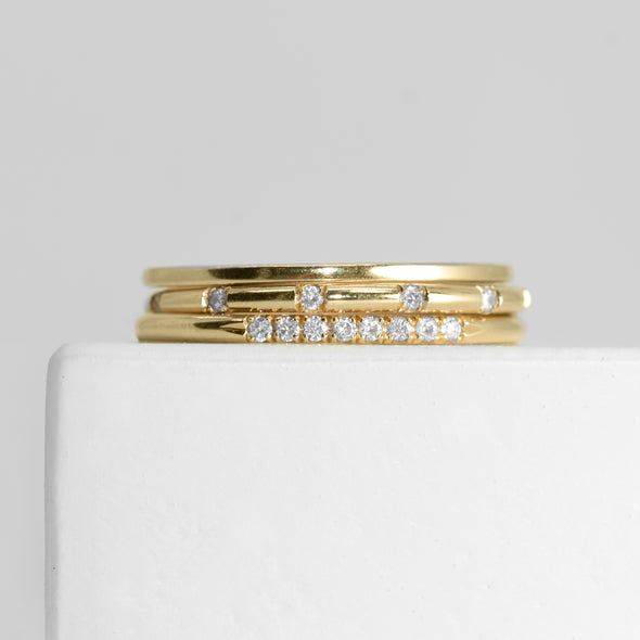 Rome Stacking Ring Set
