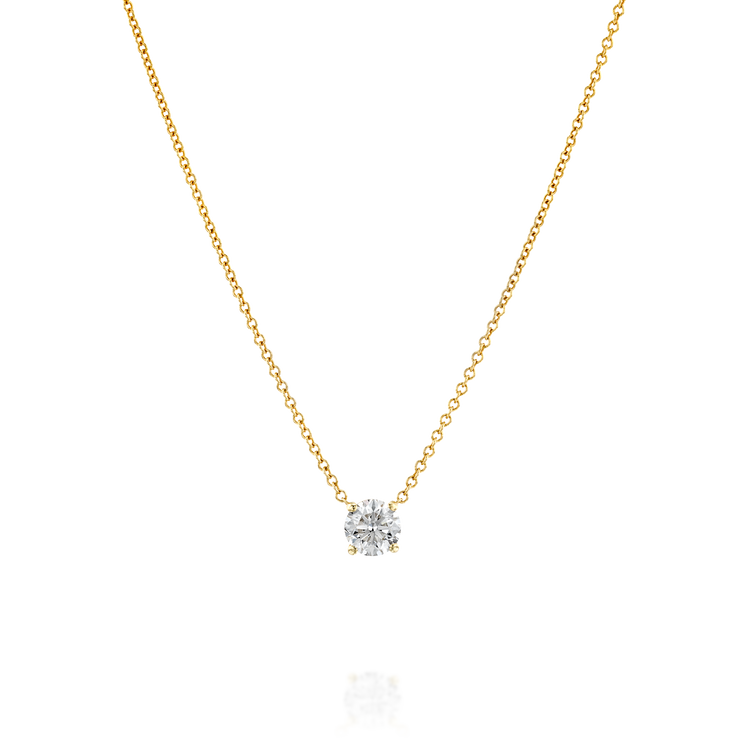 Annabelle Necklace White Diamond