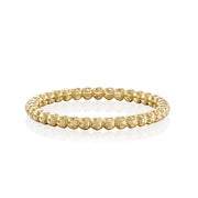Gold Dots Ring