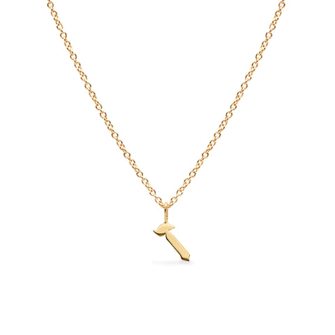 True Love Gold Necklace Diamond