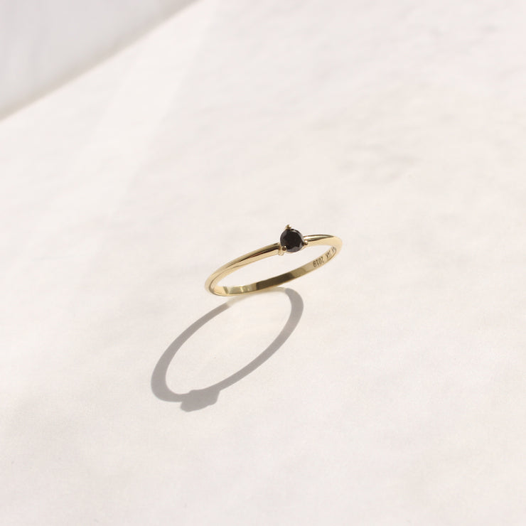 gold ring kahlo stackable