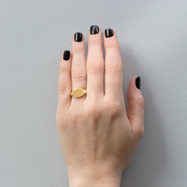Mila Maria Gold Ring