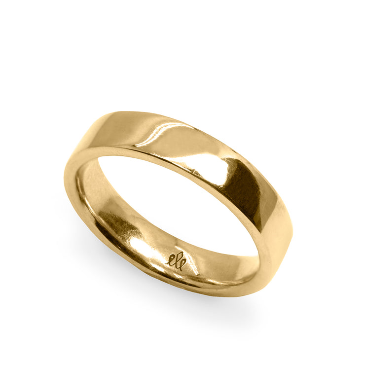 Johnny Gold Ring