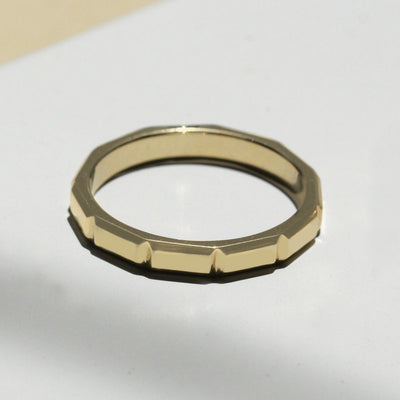 Billy Gold Ring