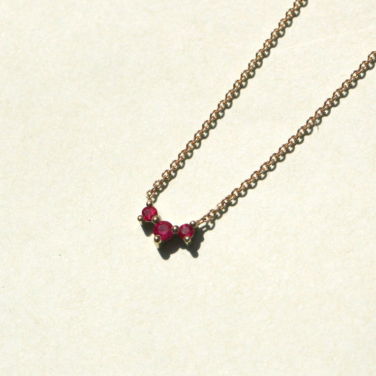 Frida Ruby Necklace