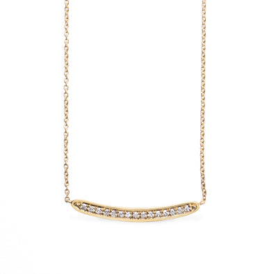 Florence Gold Necklaces Diamonds