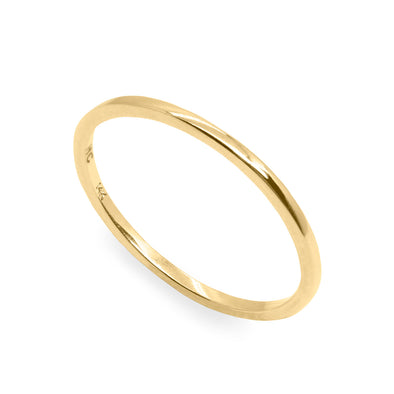 Stephanie Gold Ring