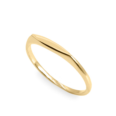Jackie Gold Ring