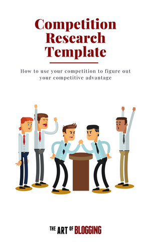 Competition Research Template