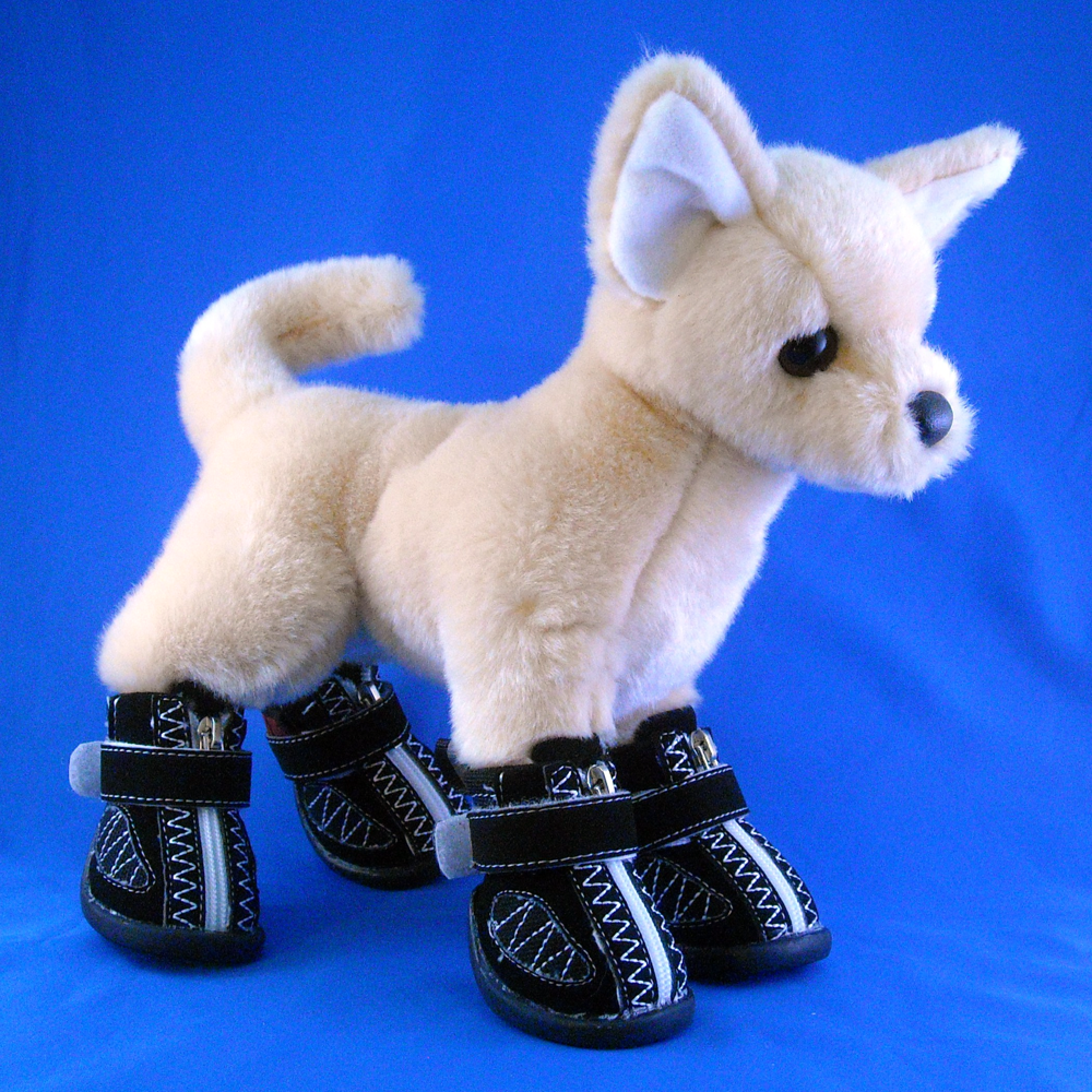 Black Ice Booties - Howling Dog Alaska