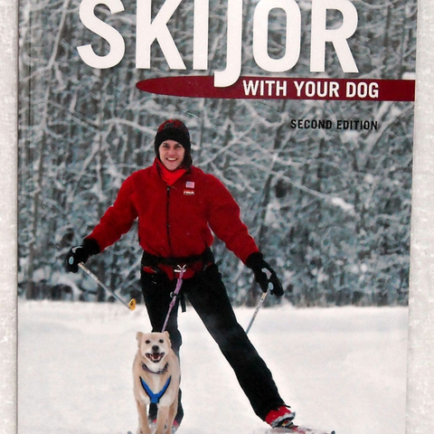 Skijoring Line (two dogs)