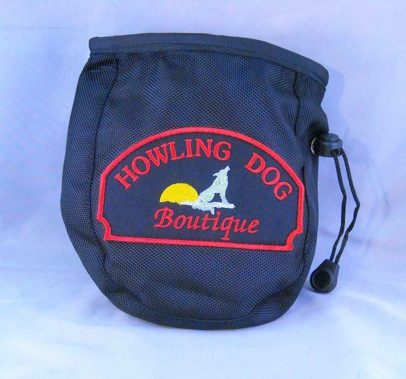 Dog Treat Bag - Howling Dog Alaska