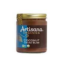 Load image into Gallery viewer, ARTISANA, ORGANICS, RAW COCONUT CACAO BLISS, NUT BUTTER (227g)