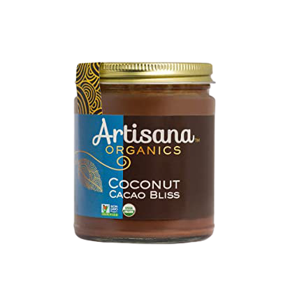 ARTISANA, ORGANICS, RAW COCONUT CACAO BLISS, NUT BUTTER (227g)
