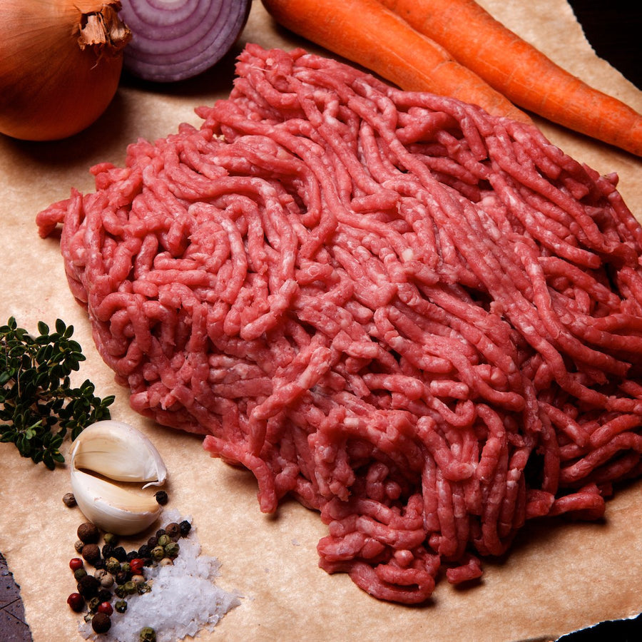 Prime Lean Mince Beef Steak