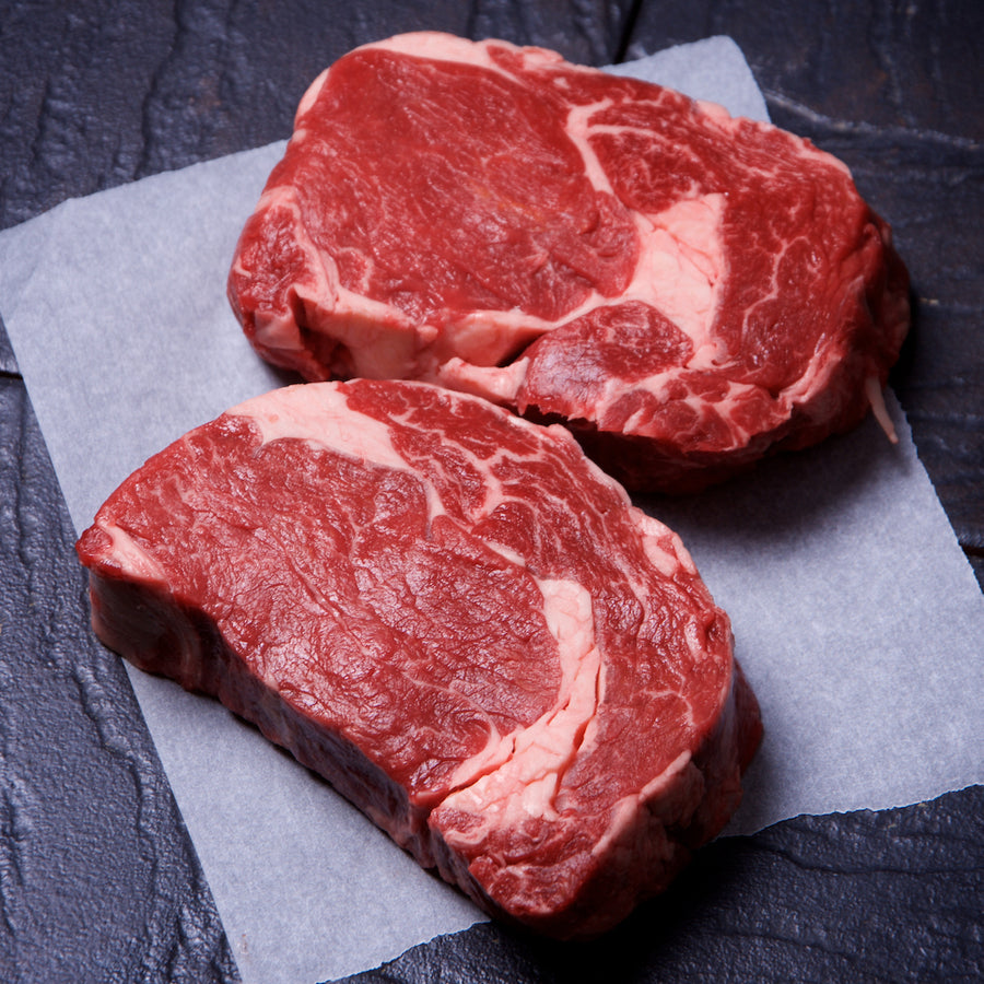 Matured Grass Fed Ribeye Steak