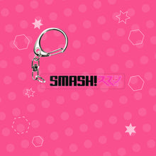 Load image into Gallery viewer, SMASH! Logo Acrylic Keyring