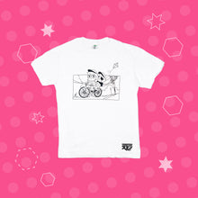 Load image into Gallery viewer, SMASH! Bicycle T-Shirt