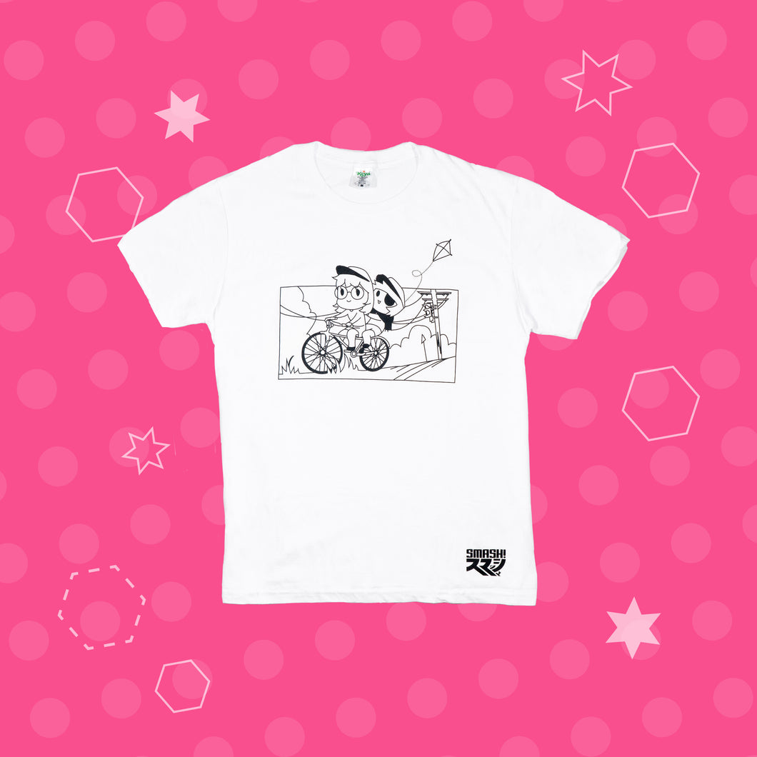 SMASH! Bicycle T-Shirt