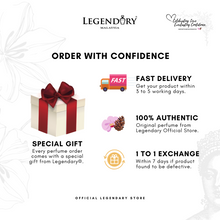 Load image into Gallery viewer, *Free Shipping* Legendary Mahsuri by Legendary® Woman Perfume Gift For Her