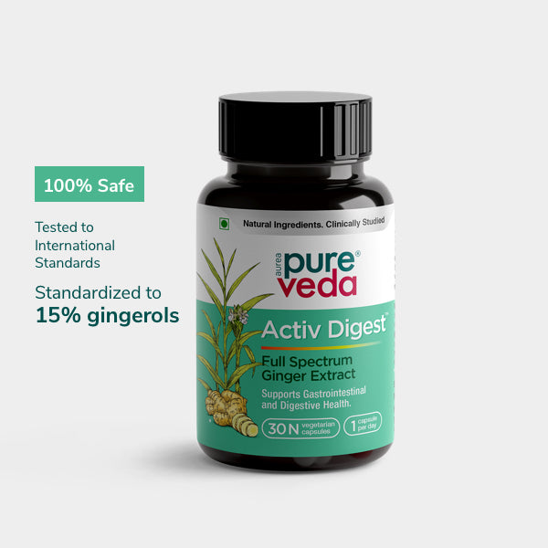Activ Digest Full Spectrum Ginger Extract