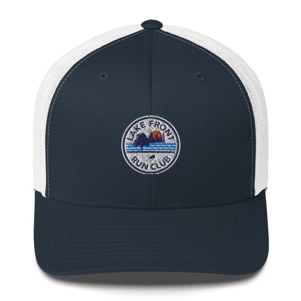 Lake Front Run Club Trucker Cap