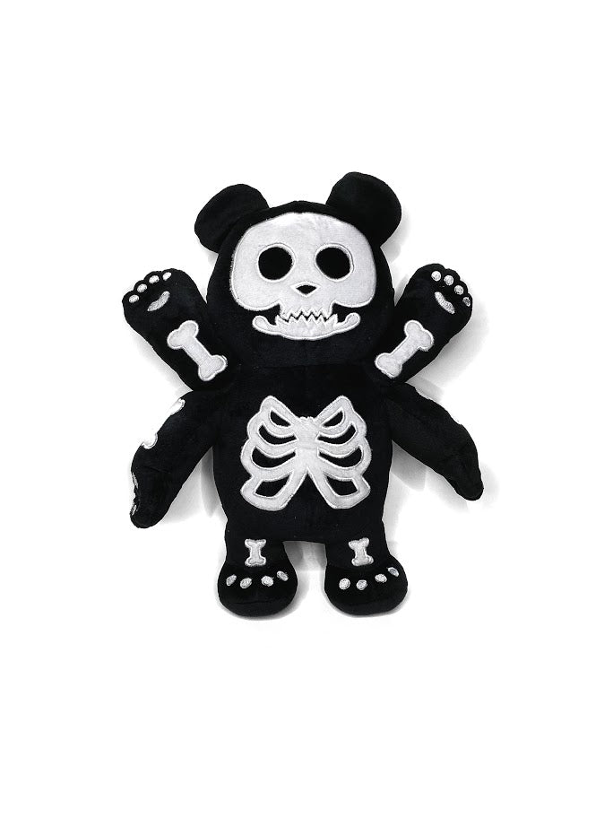 Skeleton Bearz Plush Toy.