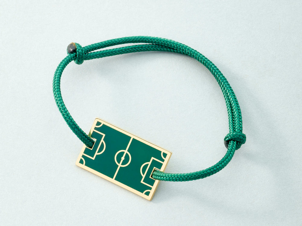 Load image into Gallery viewer, Bracelet on cord Maracanã