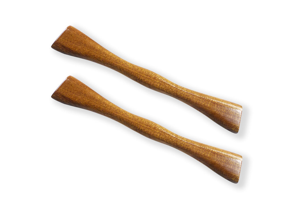 Canoe Carrying Handles (Mahogany) Set of Two