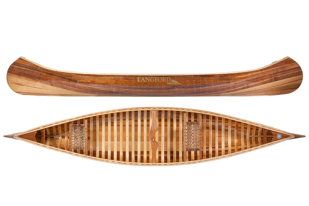 Langford Canoe - Trapper 12' / 14'