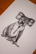 Load image into Gallery viewer, Koala Print