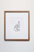 Load image into Gallery viewer, Kangaroo Print