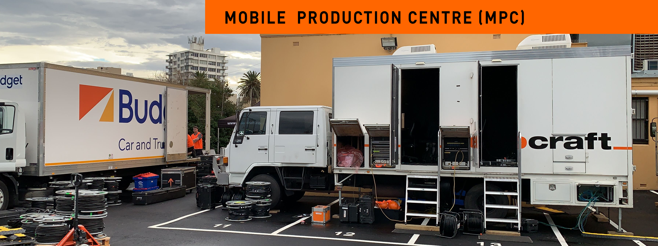 Videocraft Mobile Prodcution Centre