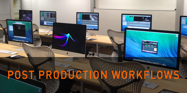 Post Production Workflows with Videocraft