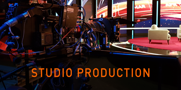 Studio Production with Videocraft